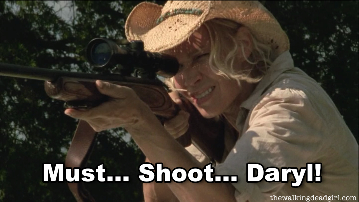 Andrea - The Walking Dead