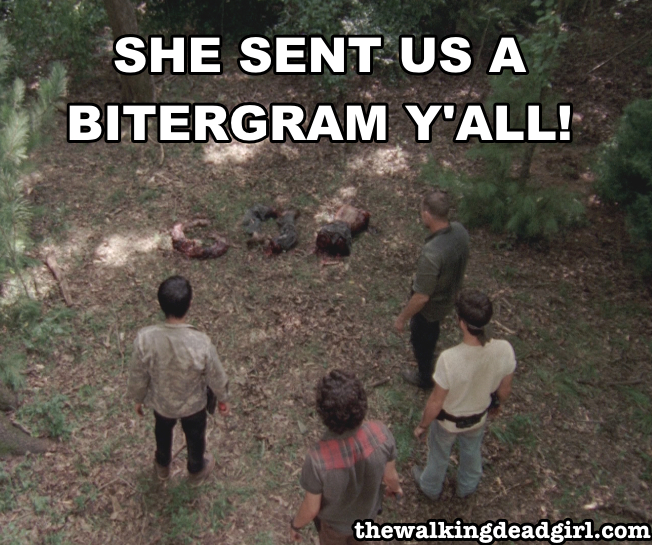 Bitergram