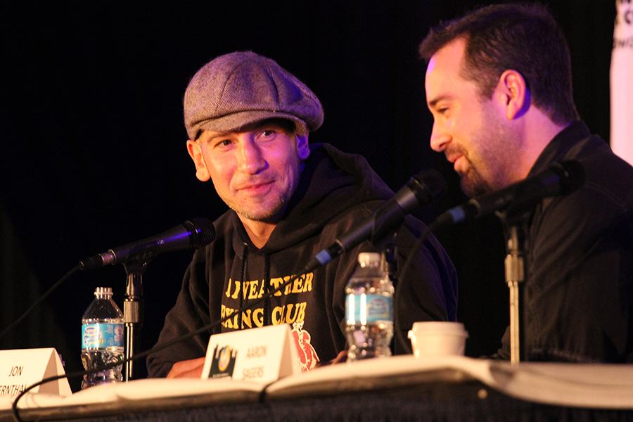 Jon Bernthal Panel