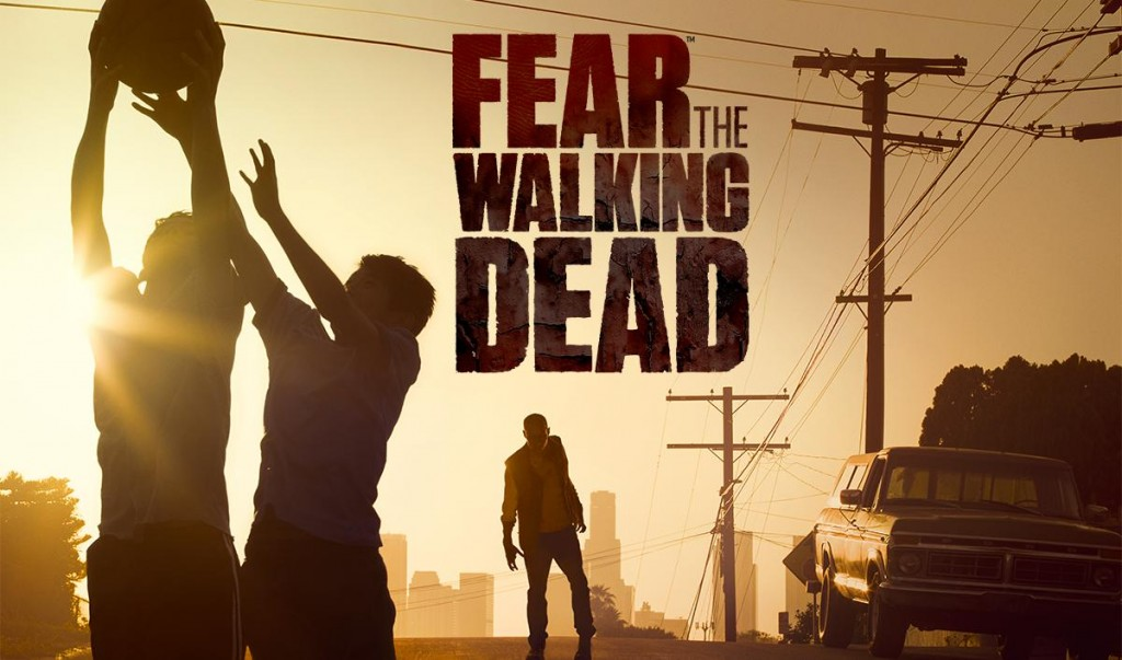 Fear The Walking Dead Official Poster