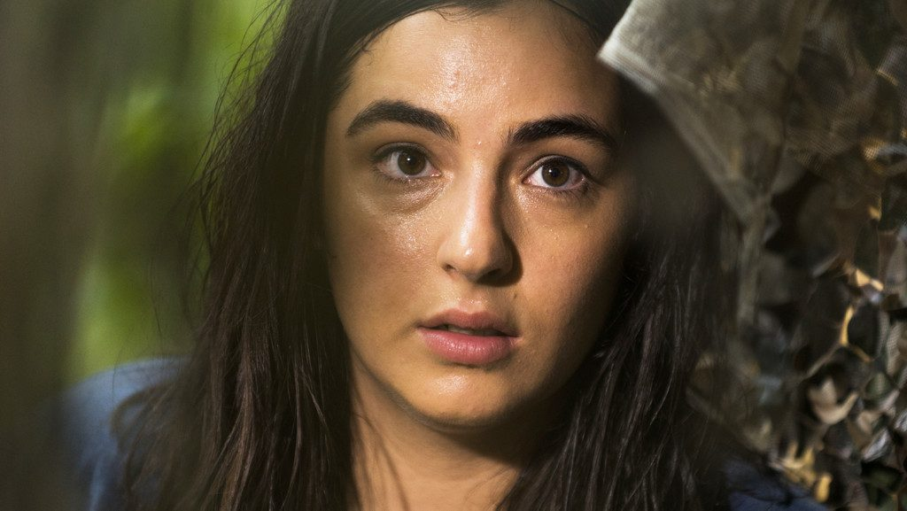 Alanna Masterson as Tara Chambler - Photo Credit: Gene Page/AMC